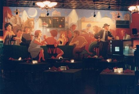 Rhodeside Grill, Arlington, Virginia, 1995