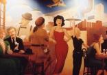 Rhodesside Grill II, Fairfax, Va., 1998